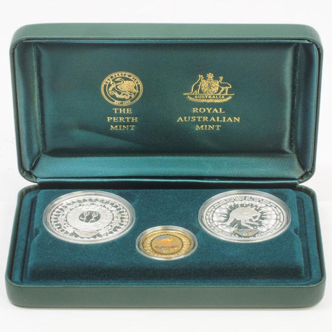 The Sydney 2000 Olympic Coin Collection - Gem Proof in OGP