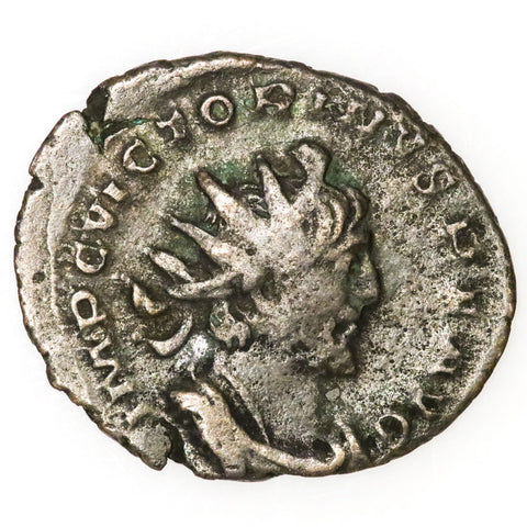 Romano-Gallic Empire, Victorinus AE Antoninianus, 269-271 AD, Very Fine