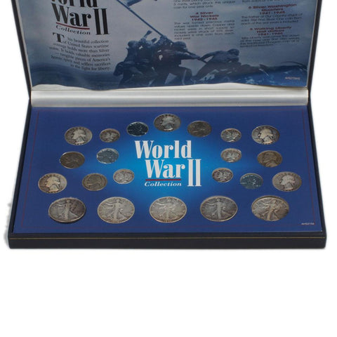 World War II Wartime Coinage Collection