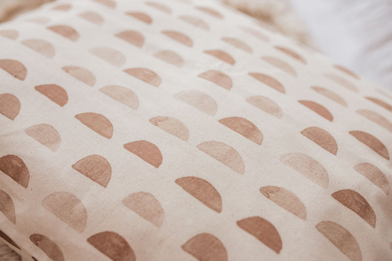Organic Canvas Bed Covers  (MADE TO ORDER)