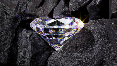 How are Natural Diamonds formed?