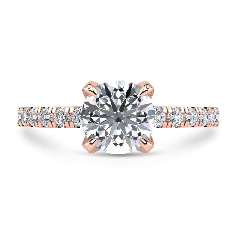 Adalee | VS Lab Grown Diamond Engagement Ring