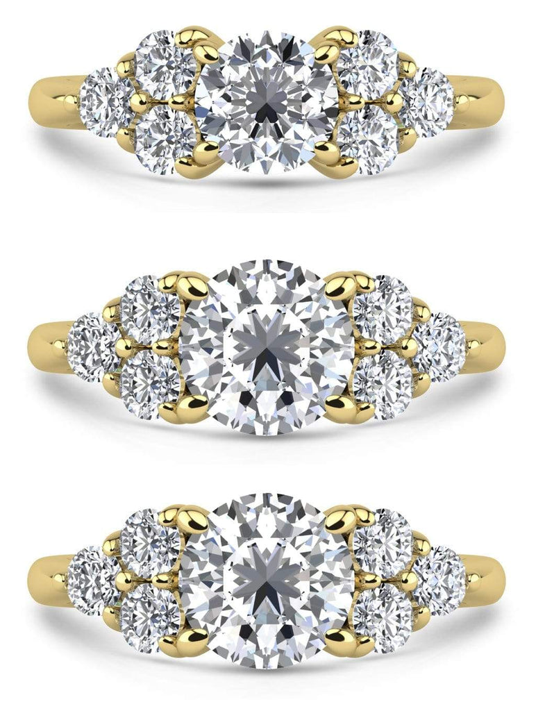 Ring Roxy | VS Lab Grown Diamond Engagement Ring