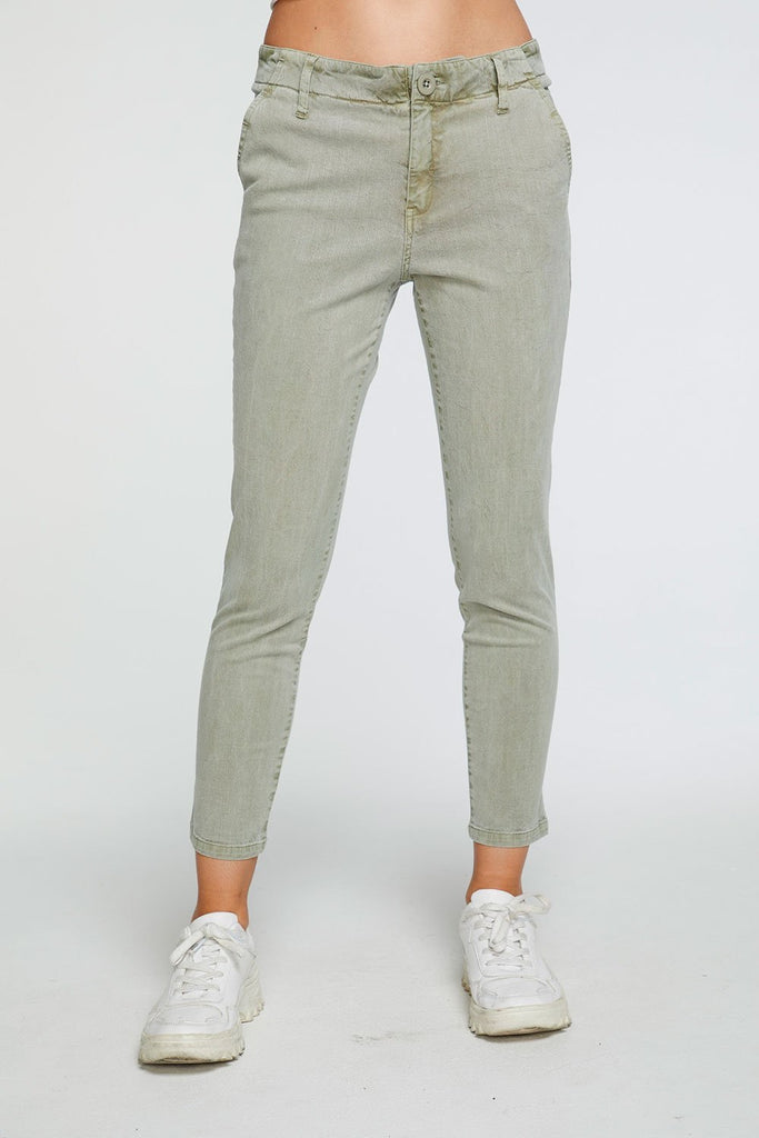 Stretch Twill Relaxed Trouser