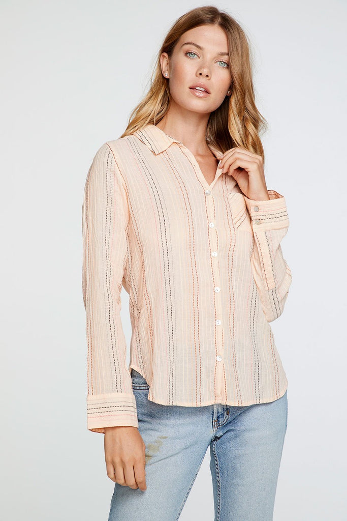 Classic Shirting Button Down