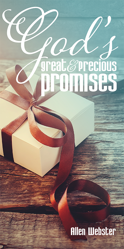 God's Great and Precious Promises (Pack of 5) - Glad Tidings Publishing