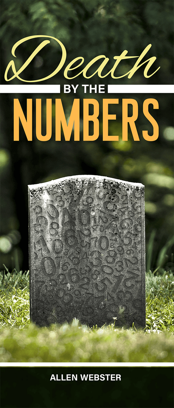 Death by the Numbers (Pack of 10) - Glad Tidings Publishing