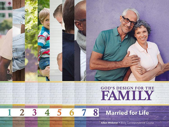 God's Design for the Family: Complete Course (25 Sets) - Glad Tidings Publishing
