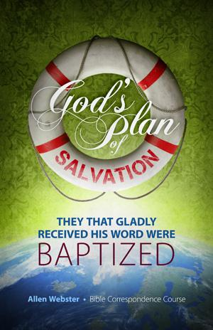 Lesson 6: They That Gladly Received His Word Were Baptized (Pack of 25) - Glad Tidings Publishing