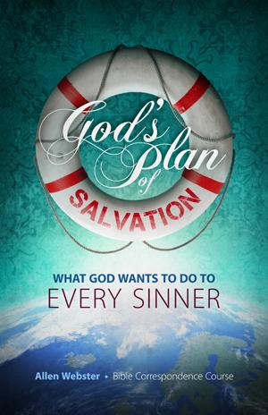 Lesson 8: What God Wants to Do to Every Sinner (Pack of 25)