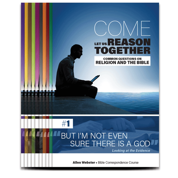 Come Let Us Reason Together - 25 Sets - Glad Tidings Publishing