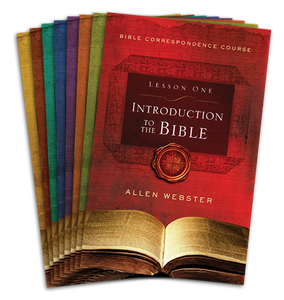 Introduction to the Bible: Complete Course (25 Sets) - Glad Tidings Publishing