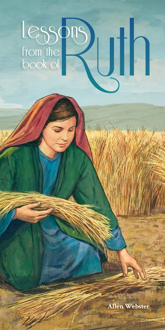 Lessons from the Book of Ruth (Pack of 5) - Glad Tidings Publishing