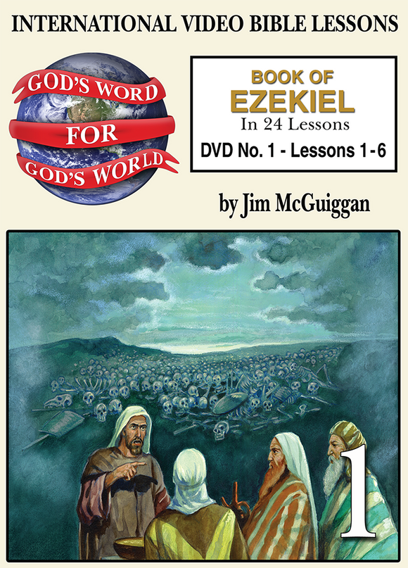 Book of Ezekiel- IVBL - Glad Tidings Publishing