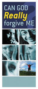 Can God Really Forgive Me? (Pack of 10) - Glad Tidings Publishing