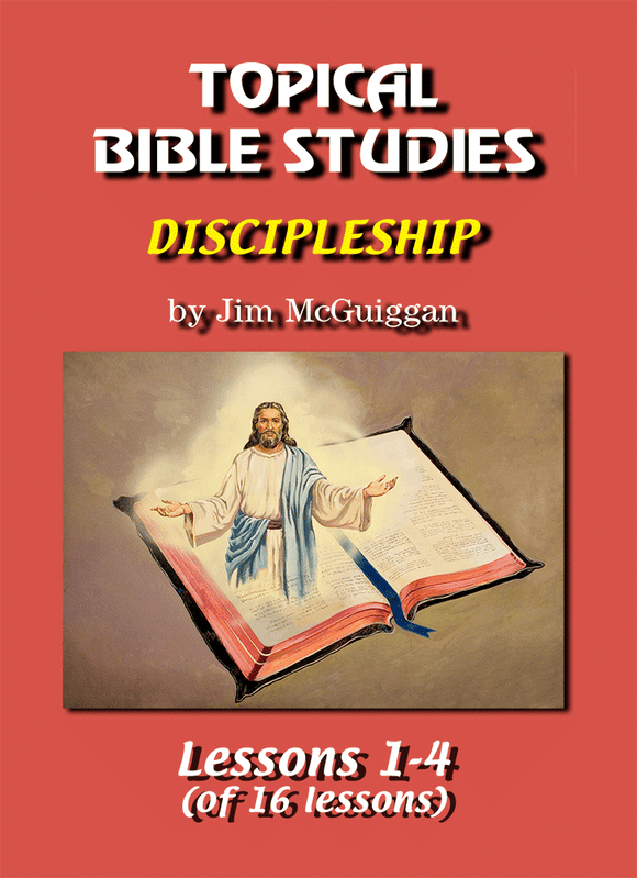 Discipleship-IVBL - Glad Tidings Publishing