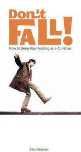 Don't Fall! (Pack of 5) - Glad Tidings Publishing