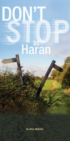Don't Stop in Haran (Pack of 5)