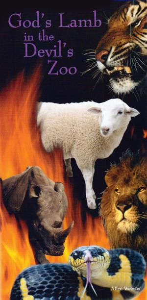 God's Lamb in the Devil's Zoo (Pack of 5) - Glad Tidings Publishing