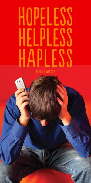 Hopeless, Helpless, Hapless (Pack of 5) - Glad Tidings Publishing