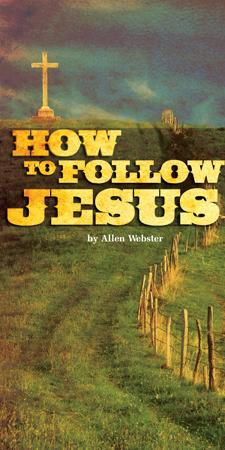 How to Follow Jesus (Pack of 5) - Glad Tidings Publishing