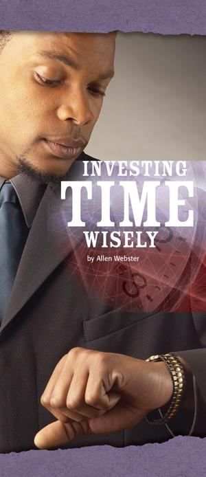 Investing Time Wisely (Pack of 10) - Glad Tidings Publishing