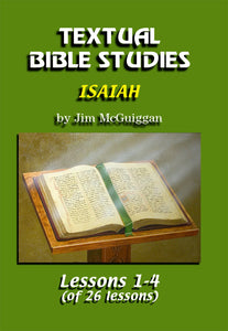 Book of Isaiah- IVBL - Glad Tidings Publishing