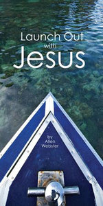 Launch Out with Jesus (Pack of 5) - Glad Tidings Publishing