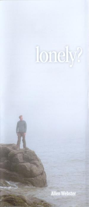 Lonely? (Pack of 10) - Glad Tidings Publishing