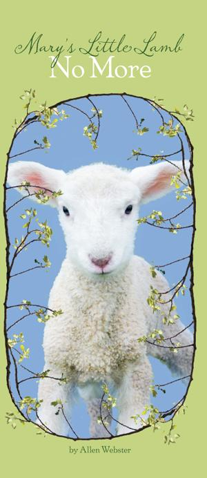 Mary's Little Lamb No More (Pack of 10) - Glad Tidings Publishing