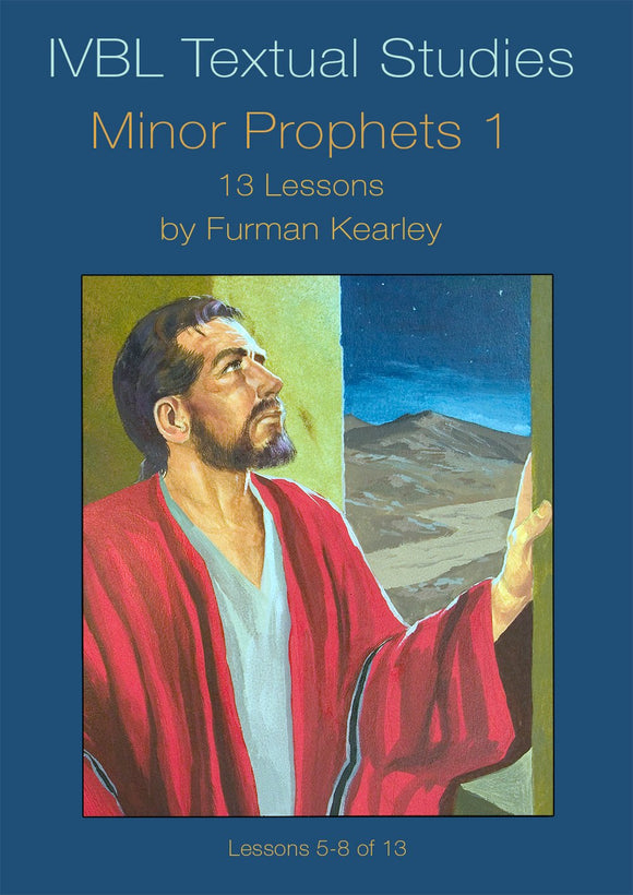 Minor Prophets 1- IVBL - Glad Tidings Publishing