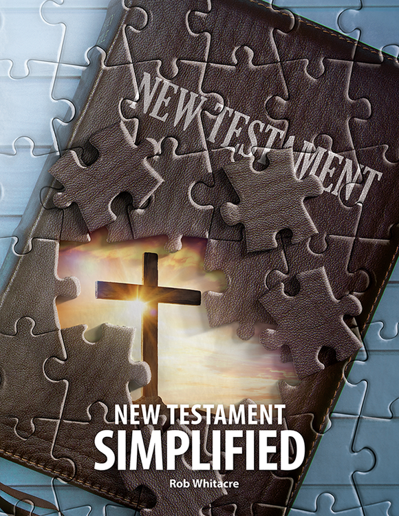 New Testament Simplified by Rob Whitacre
