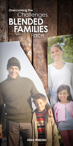 Overcoming Challenges Blended Families Face (Pack of 5) - Glad Tidings Publishing