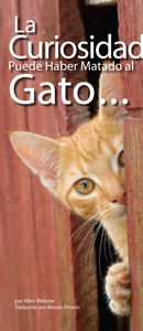 La curiosidad pudo haber matado el gato (Pack of 10) - Glad Tidings Publishing