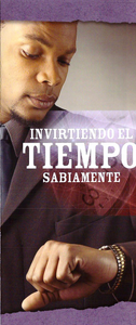 Invirtiendo el Tiempo Sabiamente (Pack of 10) - Glad Tidings Publishing