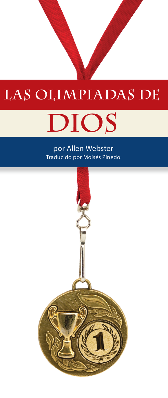 Las Olimpiadas de Dios (Pack of 10) - Glad Tidings Publishing