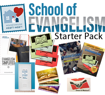 School of Evangelism Starter Pack - Glad Tidings Publishing