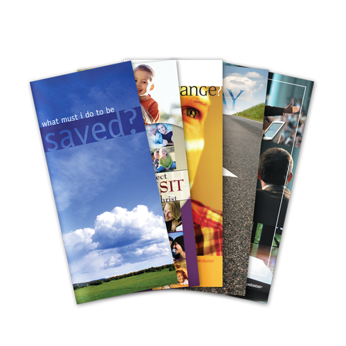 Evangelism Pack - Glad Tidings Publishing