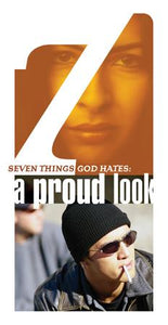 Seven Things a Loving God Hates: A Proud Look (Pack of 5) - Glad Tidings Publishing