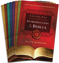 SPANISH Introduction to the Bible: Complete Course (25 Sets) - Glad Tidings Publishing