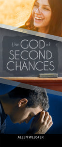 The God of Second Chances (Pack of 10) - Glad Tidings Publishing