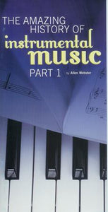 The Amazing History of Instrumental Music: Part 1 (Pack of 5) - Glad Tidings Publishing