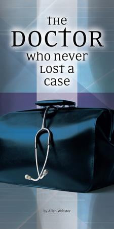 The Doctor Who Never Lost a Case (Pack of 5) - Glad Tidings Publishing