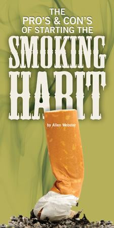The Pros and Cons of Starting the Smoking Habit (Pack of 5)