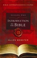 Lesson 1: Introduction to the Bible (Pack of 25) - Glad Tidings Publishing