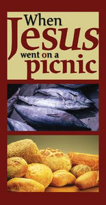 When Jesus Went on a Picnic (Pack of 5) - Glad Tidings Publishing