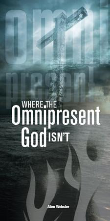 Where the Omnipresent God Isn't (Pack of 5) - Glad Tidings Publishing