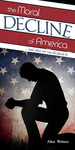 The Moral Decline of America (Pack of 5) - Glad Tidings Publishing