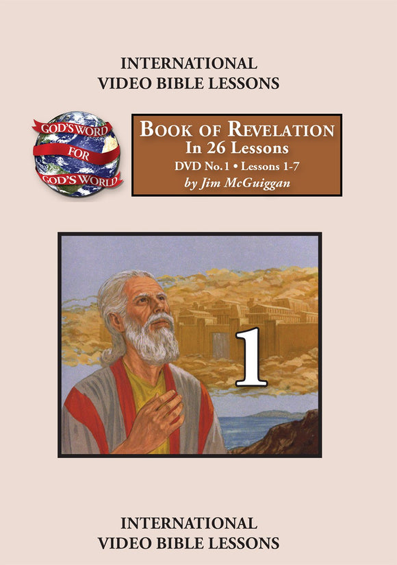 Book of Revelation - IVBL - Glad Tidings Publishing