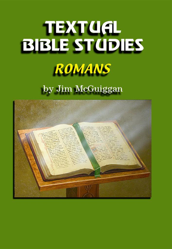 Book of Romans - IVBL - Glad Tidings Publishing